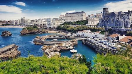 Biarritz view |Courtesy of Pays Basque Tourisme