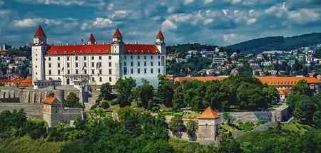 Bratislava Castle   © Walterssk/Pixabay