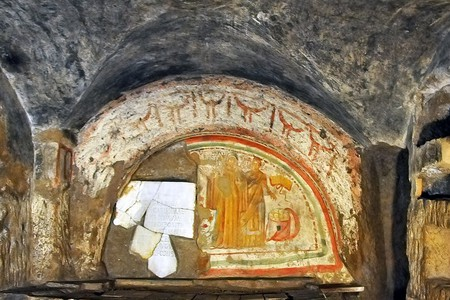 Catacombs of St. Domitilla | © archer10/Flickr