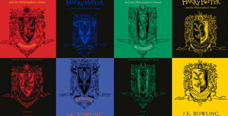 From the new editions' covers | Courtesy of Bloomsbury Publishing