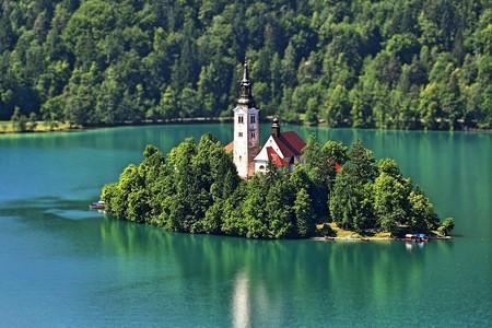 Bled Island│© Nicolò Bonazzi /Flickr