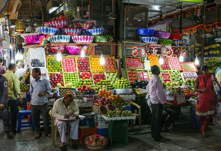 Crawford Market | © Bernard Gagnon /WikiCommons
