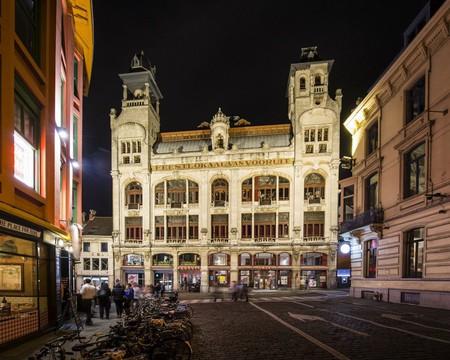 De Vooruit | courtesy of Visit Ghent