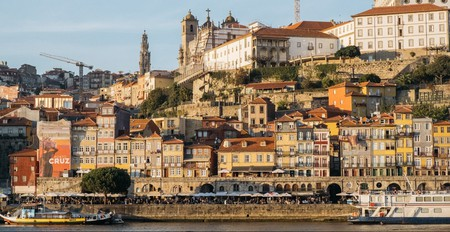 Ribeira is one of the best neighbourhoods in Porto to explore