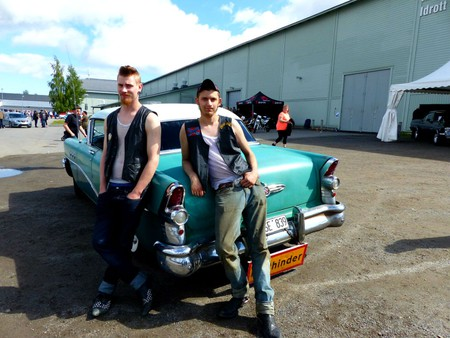 Greaser culture is alive and well in Sweden |Courtesy of Maxpixel