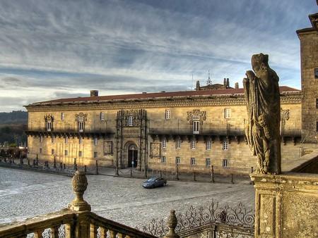 Hostal dos Reis Católicos, Santiago de Compostela