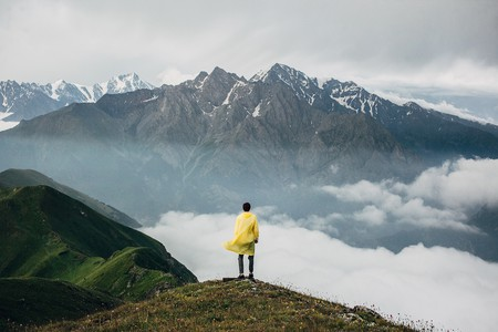Tsey Gorge, Severnaya Osetiya-Alaniya, Russia| Courtesy of Roman Korshunov and Russian Explorers