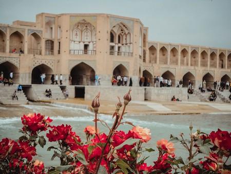 Khaju Bridge, Esfahan | © KianMJL/Pixabay