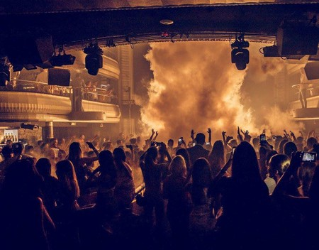 Madrid is the place to be for nightlife | © Courtesy of Kapital