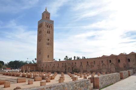 Koutoubia Mosque in Marrakech  © Wikimedia Commons