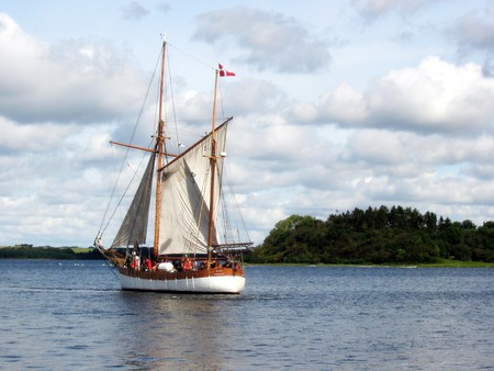 Mariager Fjord |© Tomasz Sienicki / Wikimedia Commons