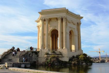 Montpellier Peyrou Esplanade | © D10Dys/Pixabay