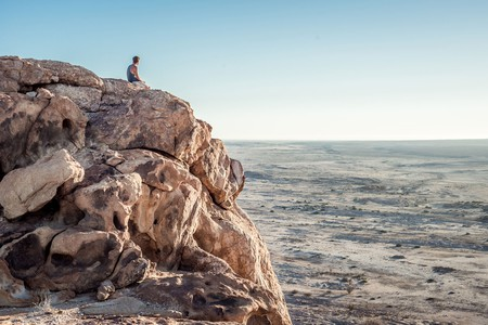 Namibia's vast landscape offers much more than meets the eye | ©Ivars Krutainis/Unsplash