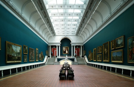 National Gallery of Ireland   © Marie Louise Halpenny