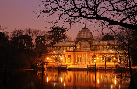 The Crystal Palace in Madrid's Retiro Park |  © Felipe Gabaldón/Flickr