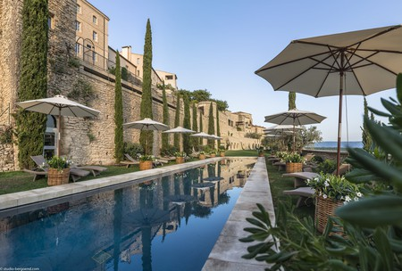 Provence has some simply amazing places to unwind and feel better | © La Bastide de Gordes