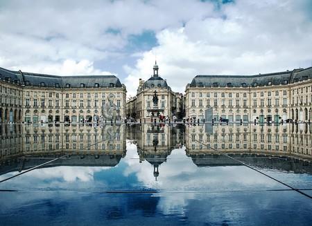 Place de la Bourse, Bordeaux│© Xellery / Wikimedia Commons