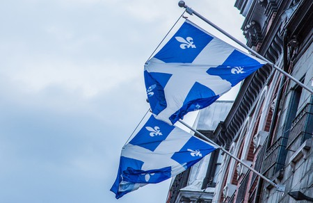 Quebec Flags | © Tony Webster/ Flickr