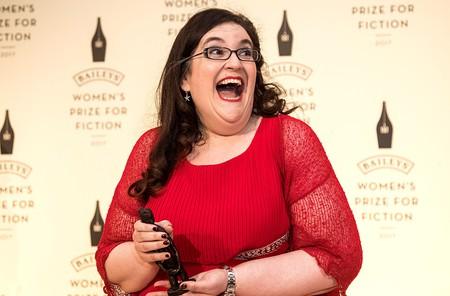 Naomi Alderman after winning the Baileys Women's Prize for Fiction | © Vianney Le Caer/REX/Shutterstock