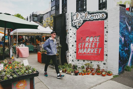 Courtsey of The Rose Street Market