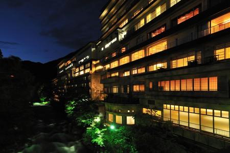 Minakami Onsen Minakamikan | © 水上温泉 水上館 / Flickr