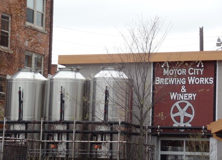 Motor City Brewing Works | © Tim Marklew/Flickr