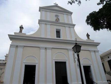 San Juan Cathedral in Old San Juan | © arctic_whirlwind / Flickr
