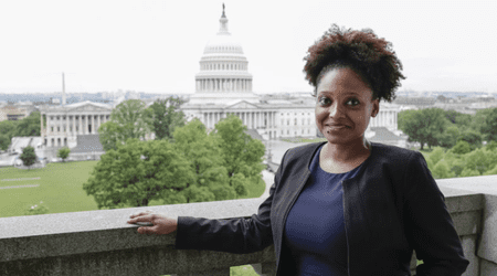 Tracy K. Smith | photo © Shawn Miller / Library of Congress