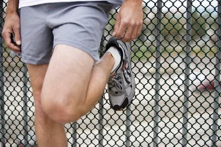 Man wearing shorts | © Air Images/Shutterstock