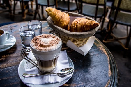 St Tropez has some beautiful places to have breakfast and brunch | © Katia Fonti/Shutterstock