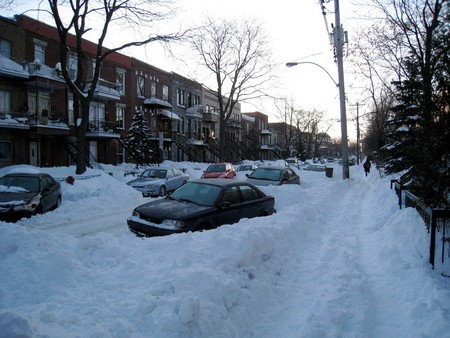 Snowy Montreal | © Kyle Taylor / Flickr