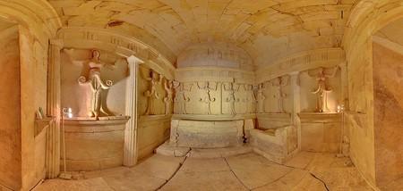 Sveshtari Tomb | © Interact-Bulgaria/Wikimedia Commons