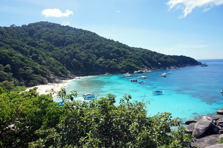 Thailand Similan Islands  | © Courtesy of hym330/Pixabay