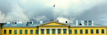 The Helsinki Presidential Palace / Public domain / Pixabay