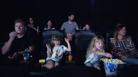 Audience watching Despicable Me 3 | © Vue/Praxima