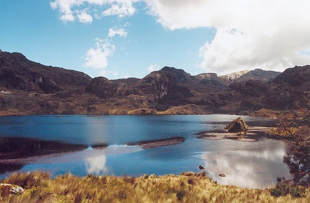 Parque Nacional Cajas   © Delphine Ménard / WikiCommons