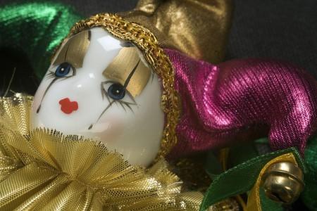 Mardi Gras Porcelain Doll | © Jorge Royan / WikiCommons