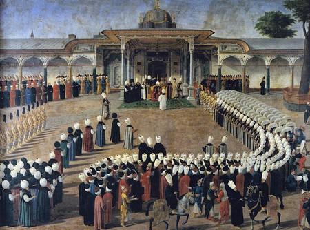 Ottoman Sultan Selim III   © Konstantin Kapıdağlı/Wikimedia Commons