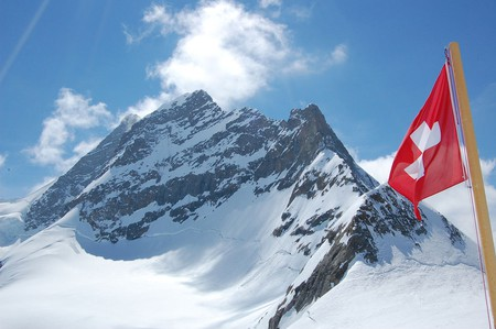 The Jungfraujoch, visit the Top of Europe from Zurich | © edwin.11 / WikiCommons