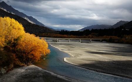 Autumn on the Shotover River | © Bernard Spragg/Flickr