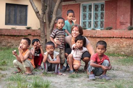 Volunteering | © Index World/Flickr