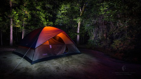 Camping | © R.E. Barber Photography/Flickr