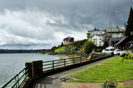 Puerto Varas I © Byron Howes/Flickr