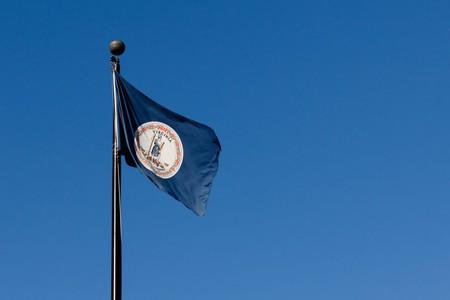 Virginia State Flag   © MBandman/Flickr