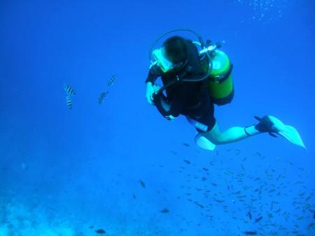 Scuba diving in Colombia | © Andreas Bjärlestam/Flickr