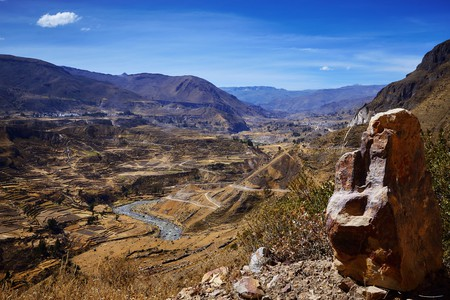Colca, Peru | © Pedro Szekely / Flickr