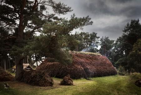 18th Century Home, Highland Folk Museum