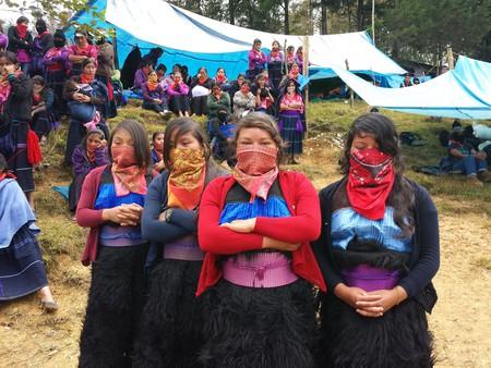 Zapatista supporting women in Chiapas, 2016 | © ilf_/Flickr