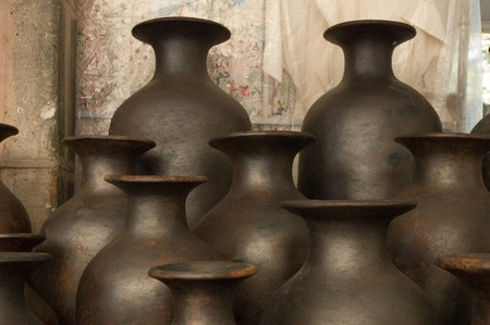 Pottery | © Paul Asman and Jill Lenoble/Flickr
