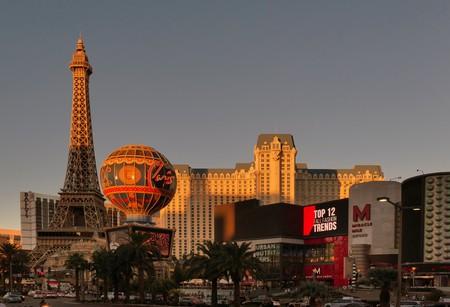 Las Vegas skyline | © Bernard Spragg / Flickr